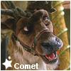 comet default. ©Disney
