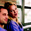 Izzie Stevens: izzie and alex are amused