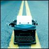 typewriter; picowrimo