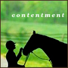 christine444: Contentment