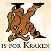 K is for Kracken