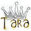sparkly tara