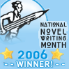 NaNoWriMo 2006 Winner