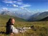 Долина Кыргыз-лежу