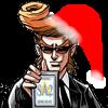 Christmas Agent J