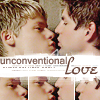 Hating you makes me all warm inside.: b/j s 2 unconventional