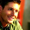Maria: Dean - smile