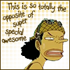 Usopp - Super special awesome