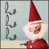 Chibi Halo: Holiday: Santa Doll