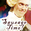 Blackadder Sausage Time!