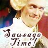 Blackadder Sausage Time!