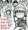 Knit in Peace