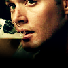 sn - [dean] dean and his drink