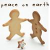 dinogrl: peace on earth