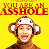 +junno: you are an asshole+