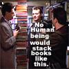 wise ass, books
