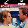 chase/house'sbitch by ?