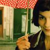 Never surpressed, sometimes depressed: amelie