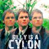 We Love Billy Keikeya! Because He's A Cylon!