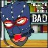 Frylock - Tell Me I've Been Bad
