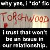 fic torchwood