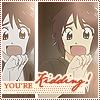 Hinamori - You're kidding!