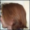 Gareth: long hair