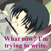 Trying to Write
