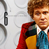 Sixth Doctor -- zaphod_bb