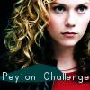 Peyton Sawyer/Hilarie Burton Icon Challenge