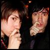 Annie: ryan + brendon + finger wibbles