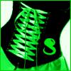 Slytherin Corset