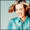 Kate Winslet laugh