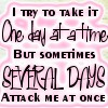 attack days