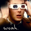 Dr Who 3-D!