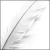 peace, feather