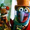 Gonzo and Rizzo Christmas Carol