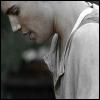 Edward Cullen: looking down