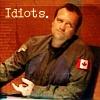 toasteronfire: Rodney idiots