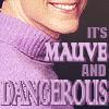 Pen: Lance Mauve and Dangerous