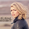 Dr Who Rose all alone