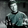 Fille: [This big] Leonard 'Bones' McCoy.