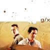 Sofy: BtVS Giles/Xander -- tan sand