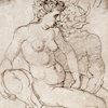Hell - Ingres Devil & Woman