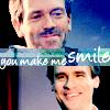 aris: H/W smile