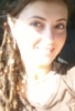 sunlit face