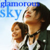 nana glamorous sky