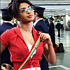priyanka; rocking those glasses.