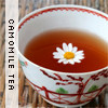 Constance - Make tea, not war: camomile tea