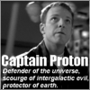 [Star Trek Voyager] Captain Proton